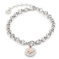 Jack & Co. saldi bracciale jack & co. Jewelry argento dream collection - jcb0762 - free