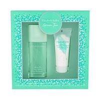 Elizabeth Arden green tea confezione regalo eau de parfum 100 ml + crema per il corpo honey drops 100 ml donna