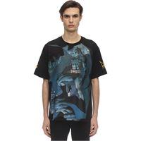 MJB - MARC JACQUES BURTON t-shirt batman x mjb in cotone