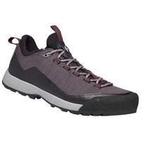 Black Diamond scarpe trekking mission lt eu 36 anthracite / wisteria