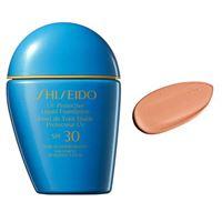 Shiseido Suncare shiseido sun protection uv protective liquid foundation spf30 n. Sp40 medium ivory