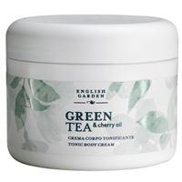 Atkinsons english garden green tea & cherry oil - crema corpo tonificante 250 ml