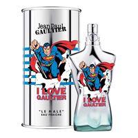 Jean Paul Gaultier i love gaultier le male superman eau fraiche 125 ml