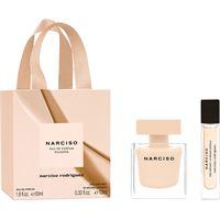 Narciso Rodriguez cofanetto eau de parfum poudree 50 ml profumo per capelli 10 ml
