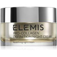 Elemis pro-collagen definition night cream crema notte liftante e rassodante per pelli mature 50 ml