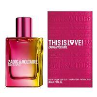 Zadig&Voltaire > Zadig&Voltaire this is love!Eau de parfum pour elle 30 ml