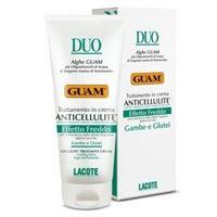 LACOTE-GUAM guam duo crema anticellulite effetto freddo gambe e glutei 200ml