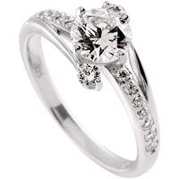 Diamonfire anello donna gioielli Diamonfire brilliant 61/1775/1/082/165