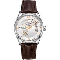 Hamilton orologio meccanico uomo Hamilton jazzmaster h32705551