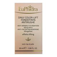 Euphidra Make-up eu. Phidra linea make-up daily color-lift fondotinta lifting pelli mature medio