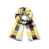 Desigual scarves tars sciarpa, bianco (crudo 1001), unica (taglia produttore: u) donna