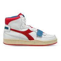 DIADORA sneaker mi basket used bianco
