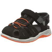 ECCO x-trinsick, sandali punta chiusa unisex-bambini, nero (black 5001), 30 eu