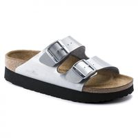 Birkenstock arizona silver sandalo donna