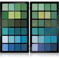Makeup Revolution colour book palette di ombretti in polvere colore cb05 48x0, 8 g