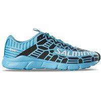 Salming scarpe running speed 8 eu 36 blue / petrol