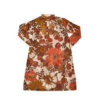 DODO BAR OR vestito in mussola di cotone stampato