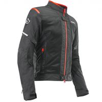 ACERBIS giacca acerbis ce ramsey vented rosso