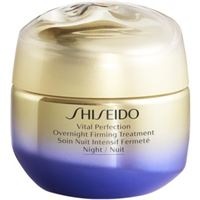 Shiseido vital perfection overnight firming treatment crema notte liftante e rassodante 50 ml