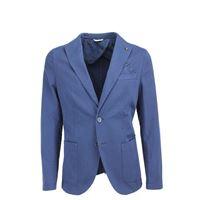 Manuel Ritz giacca blazer cotone sfodarata