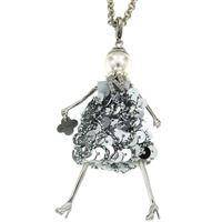 Le Carose collana donna gioielli Le Carose letterine calet11