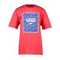 VANS t-shirt print box bambino
