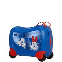 Samsonite valigia trolley dream rider disney minnie / mickey stripes 50 cm x 21 cm s colore disney minnie / mickey stripes