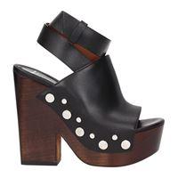 Givenchy sandali donna pelle nero 35