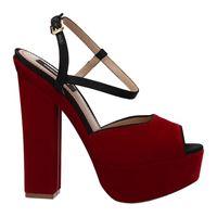 Dsquared2 sandali Dsquared2 ziggy donna rosso 36