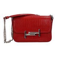 Tod's borse a spalla Tod's donna rosso