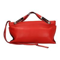 Loewe borse a mano missy donna pelle rosso one size