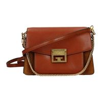 Givenchy borse a mano gv3 donna pelle marrone one size