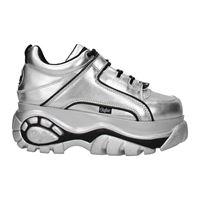 Buffalo sneakers Buffalo donna argento 39