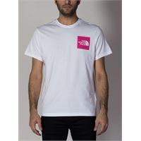 THE NORTH FACE. t-shirt fine tee uomo