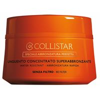 Collistar unguento concentrato superabbronzante gel solare 150ml