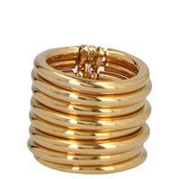 AMBUSH anello donna 12111904gold argento oro