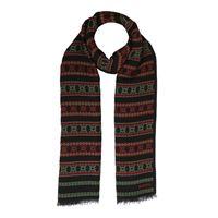 VALENTINO sciarpa uomo lu0ec016nac0no lana nero