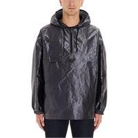 FENDI giacca outerwear uomo fw0959a9baf0u6j poliestere grigio