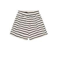 Brunello Cucinelli Kids esclusiva mytheresa - shorts a righe in cotone