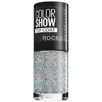 Maybelline 90 - crystal rock color show, colore brillante, asciugatura rapida, 90 crystal rocks smalto 7ml