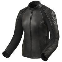 Rev'it! giacca moto lady luna nero   rev'it