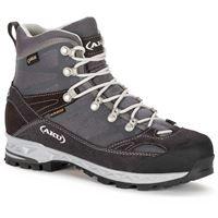 Aku scarponi trekking trekker pro goretex eu 41 1/2 grey / dark grey