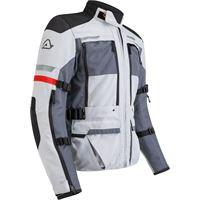 Acerbis giacca moto touring Acerbis x-tour ce 3 strati grigio chiaro