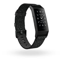 Fitbit charge 4 se special edition (nfc), granito/ nero