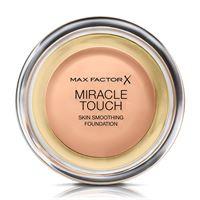 Max Factor miracle touch - fondotinta coprente con acido ialuronico 060 sand