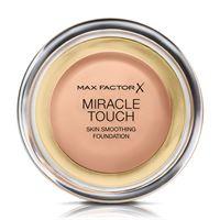 Max Factor miracle touch - fondotinta coprente con acido ialuronico 070 natural