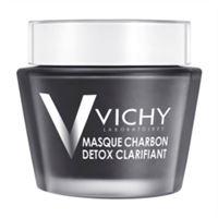 Vichy linea mineral mask maschera con carbone vegetale purificante 75 ml