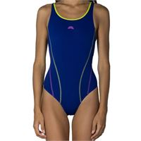 AQUA RAPID aquarapid annike bk costume piscina donna