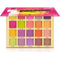Rude Cosmetics the roaring 20's neon palette di ombretti 30 g