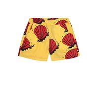 Mini Rodini shorts shell a stampa